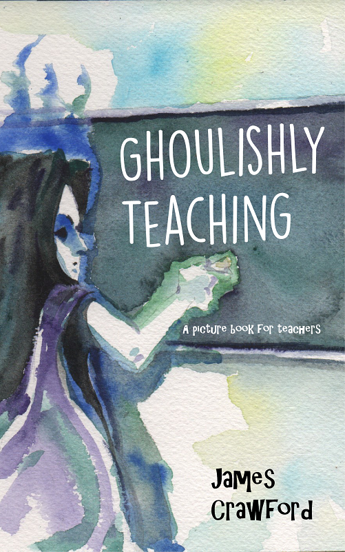 Ghoulishly Teaching Cover